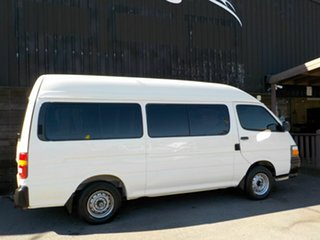 2001 Toyota HiAce LH184R Commuter Super LWB White 5 Speed Manual Bus
