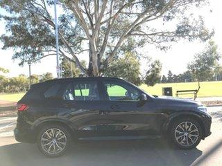 2020 BMW X5 G05 xDrive30d Steptronic M Sport Black 8 Speed Sports Automatic Wagon.