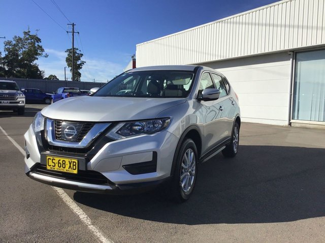 Used Nissan X-Trail T32 Series II ST X-tronic 4WD Cardiff, 2019 Nissan X-Trail T32 Series II ST X-tronic 4WD Silver 7 Speed Constant Variable Wagon