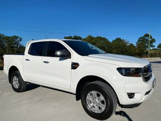 2019 Ford Ranger PX MkIII 2019.00MY XLS White 6 Speed Manual Double Cab Pick Up.