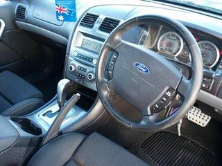 2008 Ford Falcon BF Mk II XR6 Grey 4 Speed Sports Automatic Sedan
