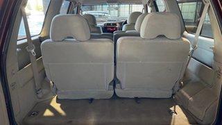 2004 Nissan Patrol GU III MY2003 ST Maroon 4 Speed Automatic Wagon