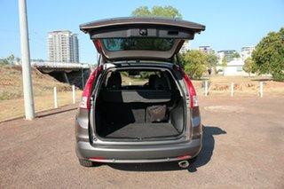 2013 Honda CR-V RM MY14 VTi-L 4WD Grey 5 Speed Sports Automatic Wagon