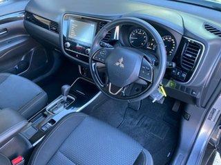 2019 Mitsubishi Outlander ZL MY19 ES 2WD Silver 6 Speed Constant Variable Wagon.