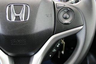 2016 Honda Jazz GF MY16 VTi Silver 5 Speed Manual Hatchback