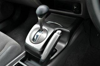 2007 Honda Civic 8th Gen MY07 VTi White 5 Speed Automatic Sedan