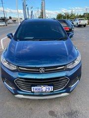 2020 Holden Trax TJ MY20 LTZ Blue 6 Speed Automatic Wagon