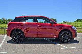 2020 Audi Q2 GA MY20 40 TFSI S Tronic Quattro Edition #2 Red 7 Speed Sports Automatic Dual Clutch.