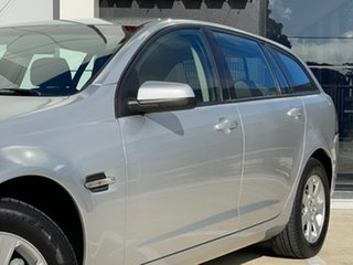 2008 Holden Commodore VE MY09 Omega Sportwagon Silver 4 Speed Automatic Wagon
