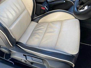 2009 Volkswagen EOS 1F MY09 103TDI White 6 Speed Manual Convertible