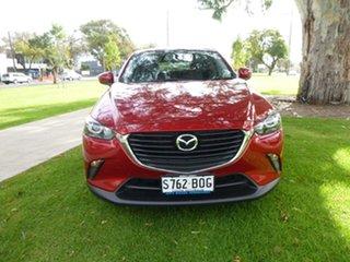 2017 Mazda CX-3 DK Neo Red Sports Automatic Wagon.