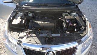 2012 Holden Cruze JH Series II MY13 CDX Silver 6 Speed Sports Automatic Sedan
