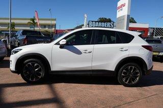 2015 Mazda CX-5 MY15 GT (4x4) White 6 Speed Automatic Wagon