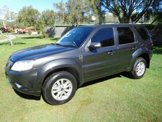 2010 Ford Escape ZD MY10 Grey 4 Speed Automatic SUV.