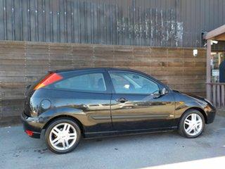 2003 Ford Focus LR MY2003 Zetec Black 4 Speed Automatic Hatchback