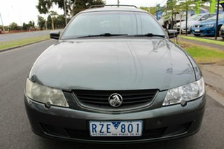 2003 Holden Commodore VY II Executive Grey 4 Speed Automatic Wagon.