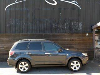 2010 Subaru Forester S3 MY10 2.0D AWD Premium Grey 6 Speed Manual Wagon.