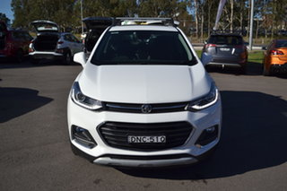 2017 Holden Trax TJ MY17 LT Summit White 6 Speed Automatic Wagon.