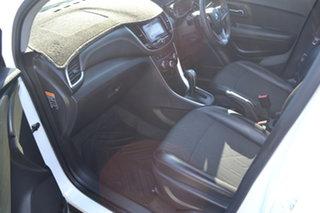 2017 Holden Trax TJ MY17 LT Summit White 6 Speed Automatic Wagon