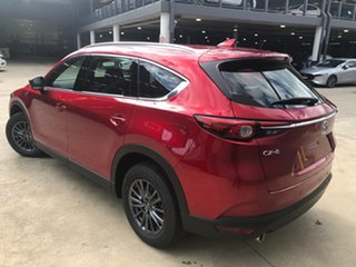 2021 Mazda CX-8 KG2WLA Touring SKYACTIV-Drive FWD Soul Red Crystal 6 Speed Sports Automatic Wagon