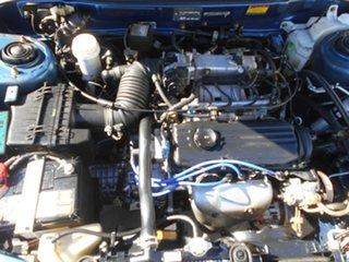2006 Proton Jumbuck GLSi Blue 5 Speed Manual Utility