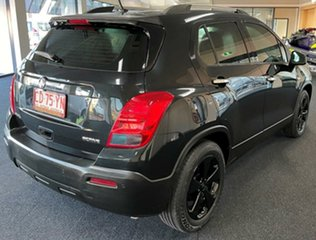 2015 Holden Trax TJ MY15 Active Black 5 Speed Manual Wagon.