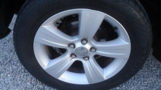2012 Jeep Compass MK MY12 Sport CVT Auto Stick Black 6 Speed Constant Variable Wagon.