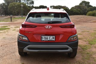 2020 Hyundai Kona Os.v4 MY21 2WD Ignite Flame 8 Speed Constant Variable Wagon.