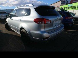 2012 Subaru Tribeca Silver 5 SP AUTO ELEC SPORTSHIFT Wagon.