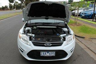 2012 Ford Mondeo MC LX White 6 Speed Sports Automatic Wagon