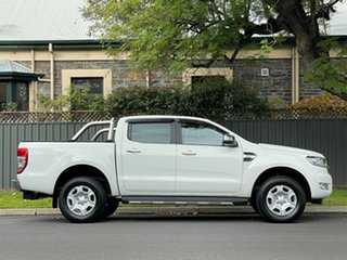 2015 Ford Ranger PX MkII XLT Double Cab White 6 Speed Sports Automatic Utility