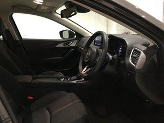 2018 Mazda 3 BN5478 Maxx SKYACTIV-Drive Sport Machine Grey/bn 6 Speed Sports Automatic Hatchback