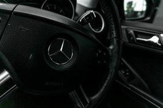 2007 Mercedes-Benz M-Class W164 MY08 ML350 Black 7 Speed Sports Automatic Wagon