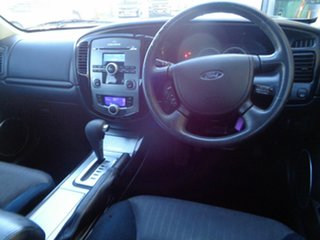 2010 Ford Escape ZD MY10 Grey 4 Speed Automatic SUV