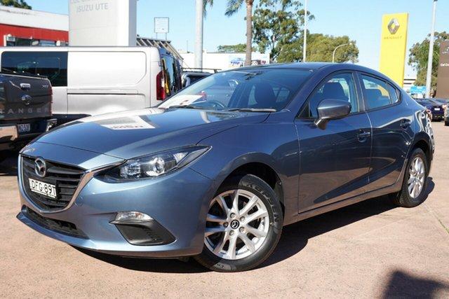 Used Mazda 3 BM MY15 Neo Brookvale, 2016 Mazda 3 BM MY15 Neo Blue 6 Speed Automatic Sedan