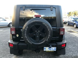 2008 Jeep Wrangler JK Unlimited Sport Black 5 Speed Automatic Softtop
