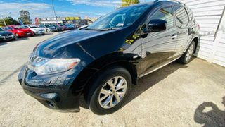2012 Nissan Murano Z51 Series 3 TI Black 6 Speed Constant Variable Wagon