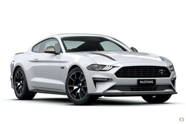 New Ford Mustang FN 2021.50MY High Performance Oakleigh, 2021 Ford Mustang FN 2021.50MY High Performance White 6 Speed Manual Fastback