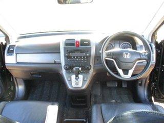 2007 Honda CR-V Luxury Black 5 Speed Auto Active Select Wagon