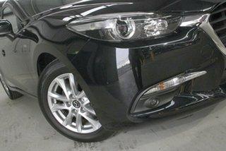 2018 Mazda 3 BN MY18 Maxx Sport Black 6 Speed Automatic Hatchback.