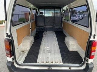 2004 Toyota HiAce LH172R White 5 Speed Manual Long Van