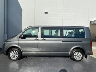 2021 Volkswagen Caravelle T6.1 MY21 TDI340 LWB DSG Trendline Indium Grey 7 Speed