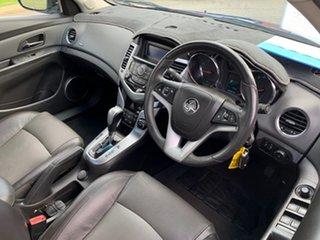 2011 Holden Cruze JG CDX Blue 6 Speed Automatic Sedan