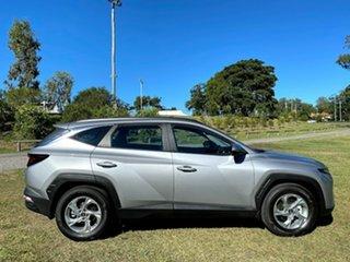 2021 Hyundai Tucson NX4.V1 MY22 2WD Buran Silver 6 Speed Automatic Wagon.
