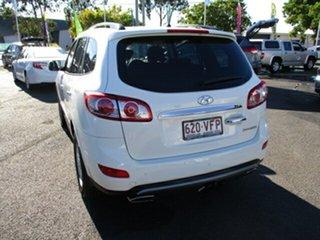 2011 Hyundai Santa Fe SLX White 6 Speed Automatic Wagon