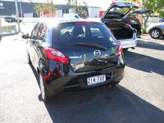 2014 Mazda 2 NEO SPORT Black 5 Speed Manual Hatchback