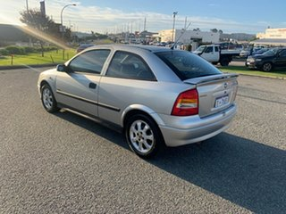 2004 Holden Astra TS SXI Silver 5 Speed Manual Hatchback