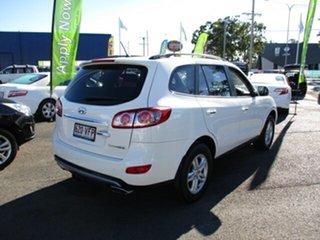 2011 Hyundai Santa Fe SLX White 6 Speed Automatic Wagon.