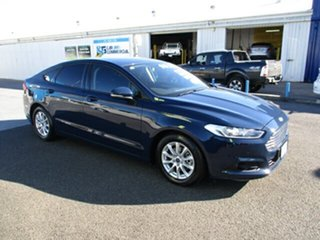 2016 Ford Mondeo AMBIENTE Blue 6 Speed Automatic Hatchback.