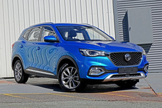 2019 MG HS SAS23 MY20 Vibe DCT FWD Blue 7 Speed Sports Automatic Dual Clutch Wagon.